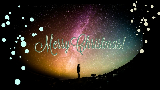 an Usherette Tray christmas