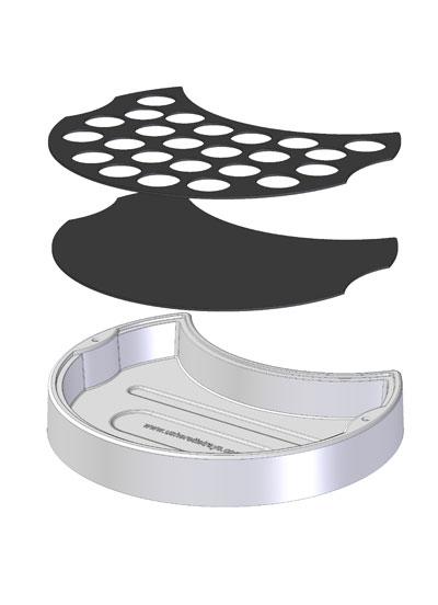 usherette tray