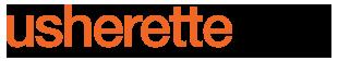 Usherette Trays Logo